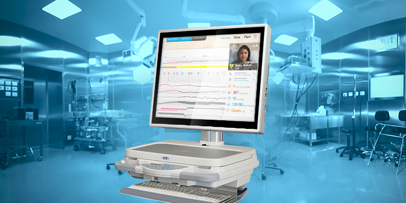 Understanding All-In-One Medical-Cart Computers for Point-of-Care