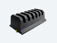 6-Bay External Battery Charger