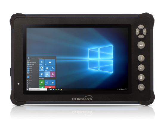 RUGGED TABLETS-DT370CR