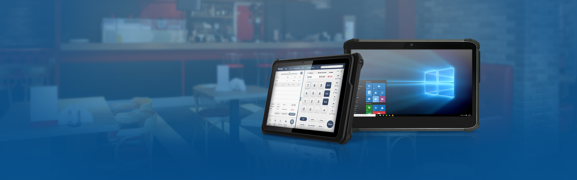 Mobile POS Tablets